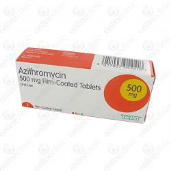 Azithromycin 500 mg 2 tablets
